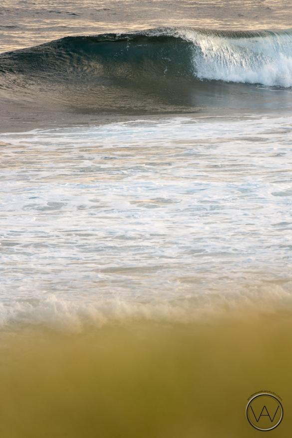Waves at Ho'okipa