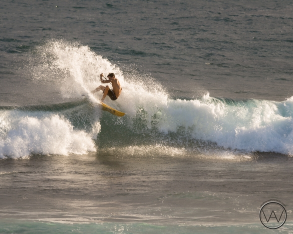Kody Kerbox, Throw Tail, Ho'okipa
